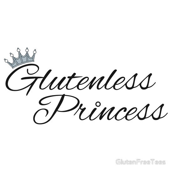 Glutenless Princess T-Shirt